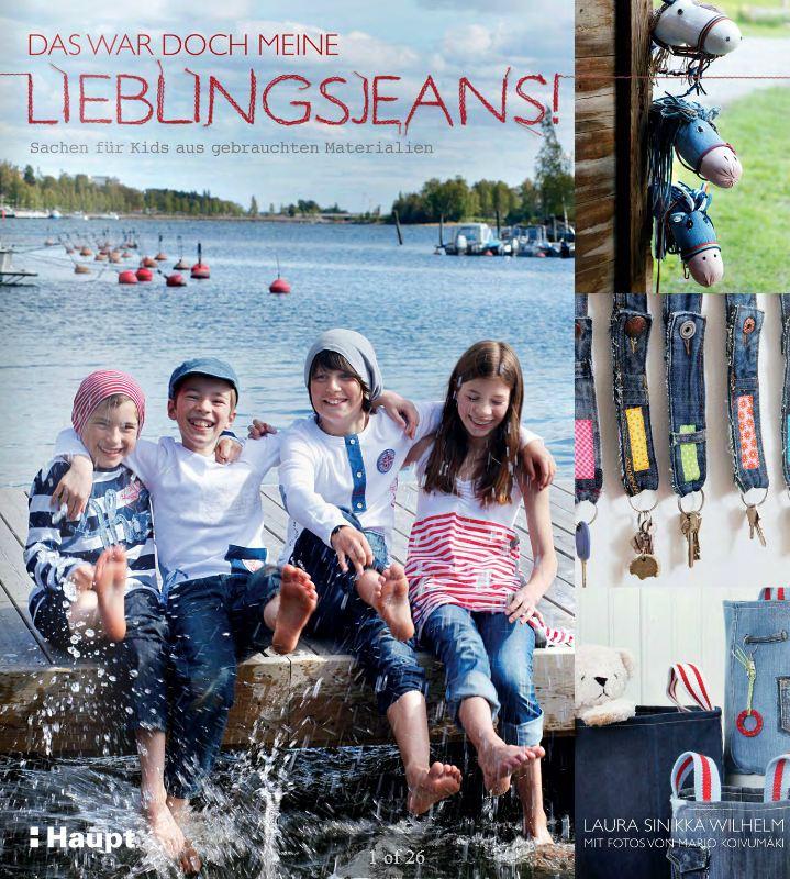 Cover Rezension Haupt Verlag Bern Das war doch meine Lieblingsjeans Laura Sinikka Wilhelm