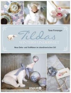 Cover Rezension Tildas Winterwunderwelt Tone Finnanger