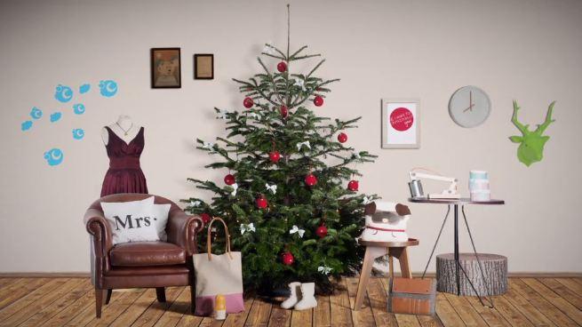 DaWanda Weihnachtsspot 2013 feat. Gretels Werke