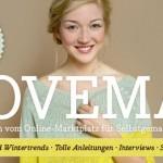 Erstausgabe DaWanda präsentiert Das DaWanda LoveMag
