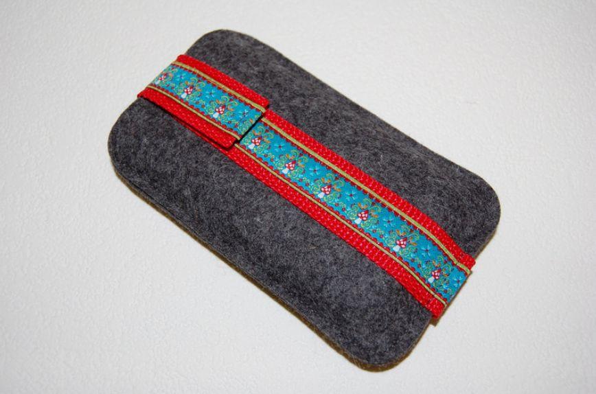 neu im dawanda shop die knopflose smartphone tasche. Black Bedroom Furniture Sets. Home Design Ideas