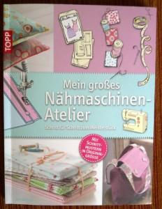 Mein großes Nähmaschinen-Atelier Cover Jane Bolsover