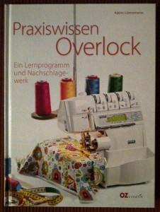 Praxiswissen Overlock Cover