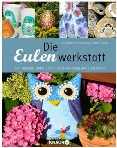 Rezension Cover Die Eulenwerkstatt Knaur Verlag Kristiana Heinemann Karina Stieler