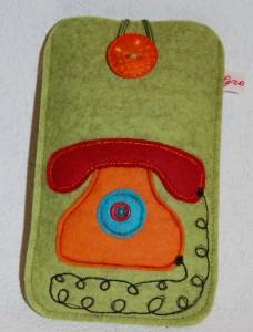 gemaltes Telefon rot 11.04 (3)